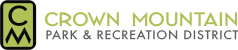 Crown Mountain Park & Recreation District Logo